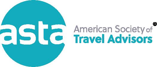 Logo American Society of Travel Advisors