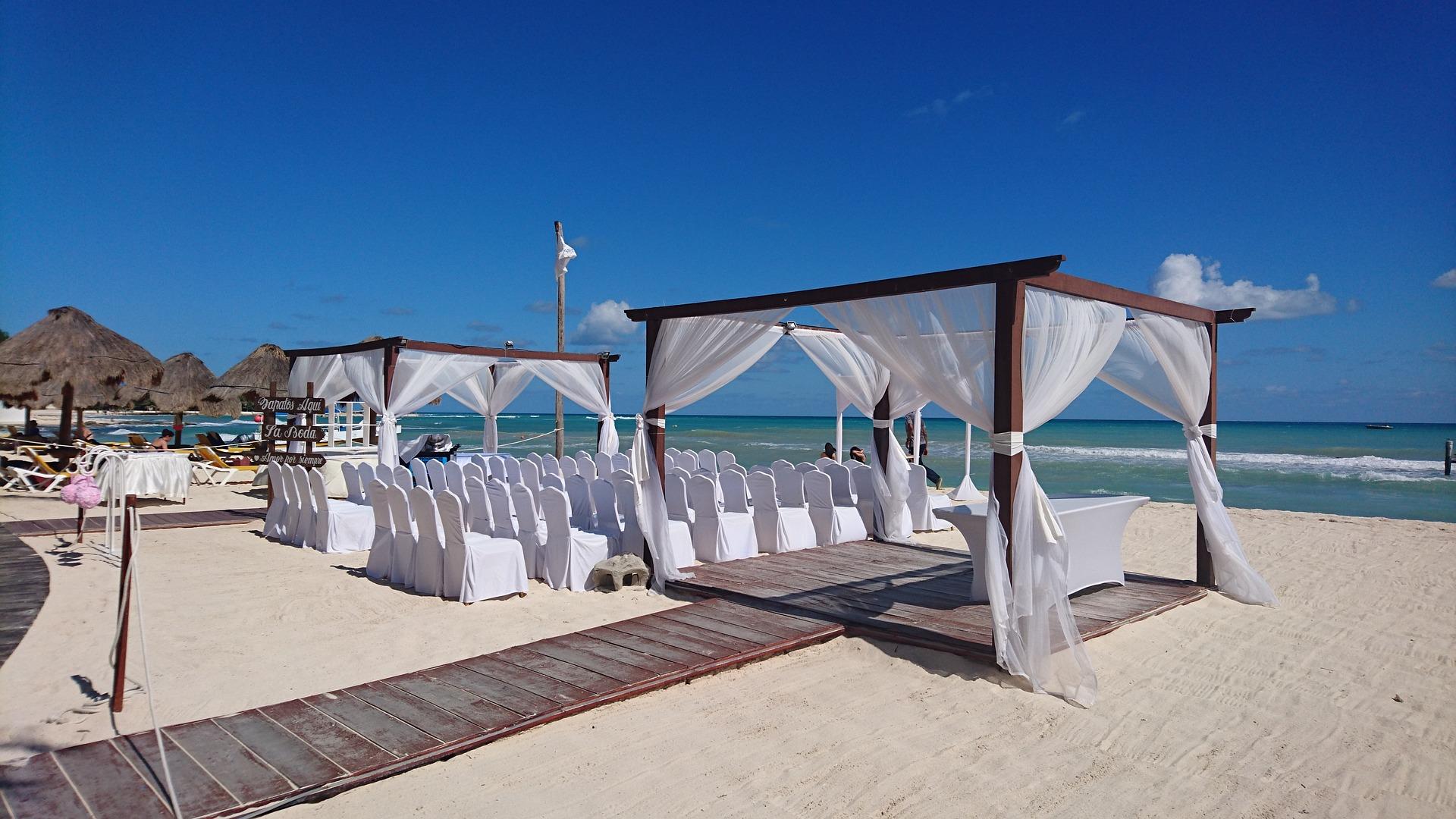 Vjenčanje iz snova na plaži Mauricijusa