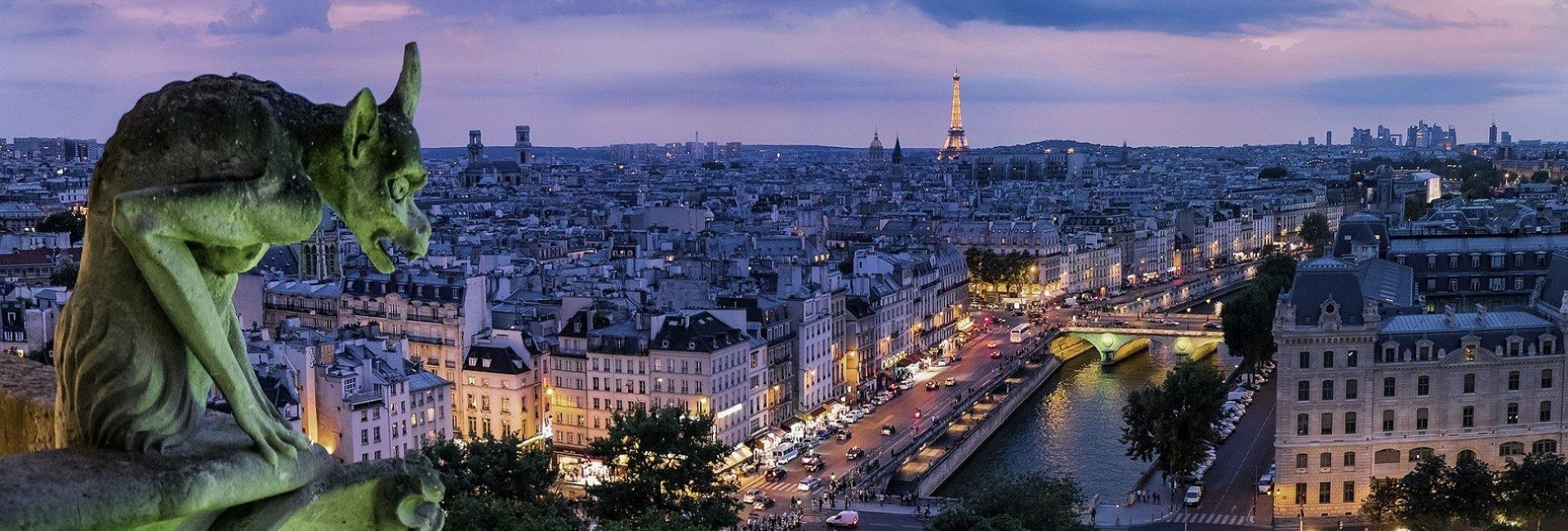 Tečaj francuskog jezika Pariz i Nica