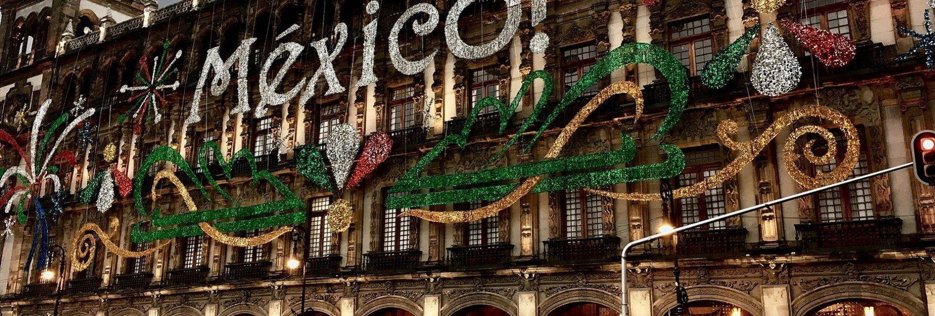 Posjetite Mesiko, mjesto ludih fiesta.