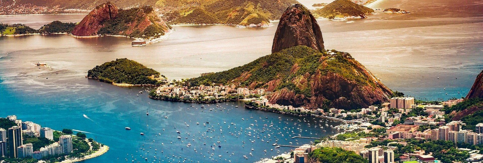 Putovanje u Brazil, jedno od najimpresivnijih mjesta na svijetu.