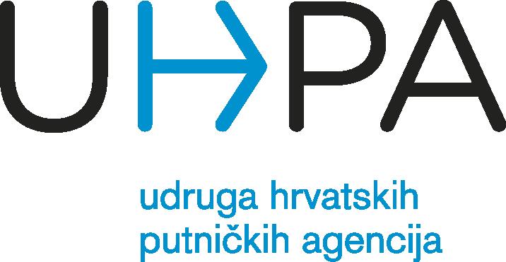 Logo udruga hrvatskih putničkih agencija