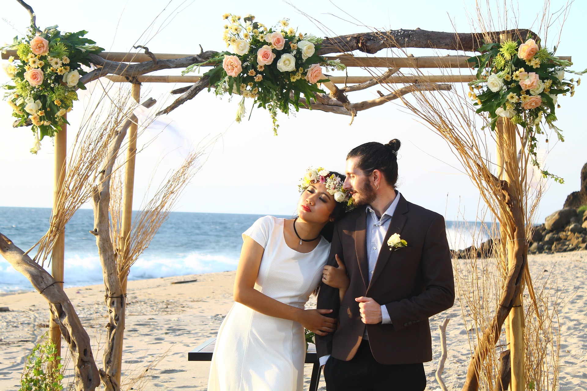 Egzotično vjenčanje na plaži na Mauricijusu